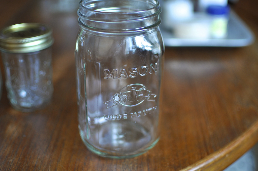 Mason Jar Moments: Marriage is a Package Deal