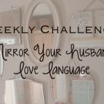 Mirror Your Husband's Love Language