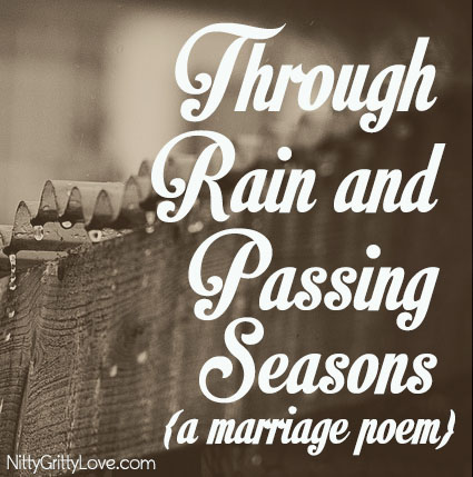 biblical marriage poems